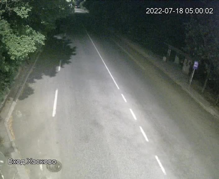 Камери на живо посока Хасково